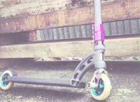 Komplett-Scooter