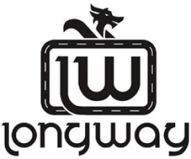 Komplettscooter von Longway