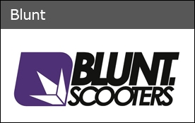 Komplettscooter von Blunt