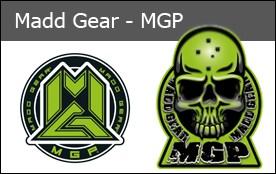 Komplett-Scooter von MADD Gear MGP