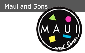 Komplett-Scooter von Maui and Sons