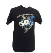 50fifty-Scooter T-Shirt Gr. XL