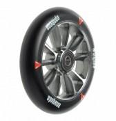 anaquda Engine Wheel 120 mm - schwarz/titan grau