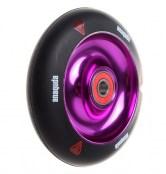 anaquda Wheel -FullCore - 100 mm - schwarz/lila