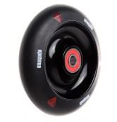 anaquda Wheel -FullCore - 100 mm - schwarz/schwarz