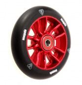 anaquda Wheel U-Shape 110 mm - schwarz/rot