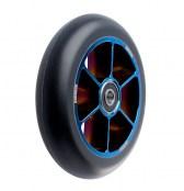 anaquda Blade Wheel 110 mm - schwarz/blauchrome