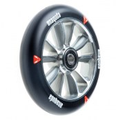 anaquda Engine Wheel RS 120 mm - schwarz/titan grau