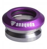 anaquda Headset integrated - lila