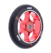 anaquda spoked wheel 110 - schwarz/rot