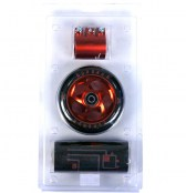 AO Quadrum Parts Kit - schwarz/rot