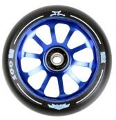 AO Delta 10 Hole Wheel 100 mm - blau
