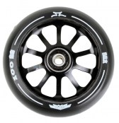 AO Delta 10 Hole Wheel 100 mm - schwarz