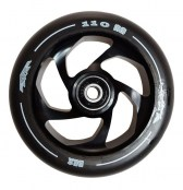 AO Delta 5 Hole Wheel 110 mm - schwarz