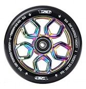 Blunt Wheel Lambo 120 mm - schwarz/neochrome
