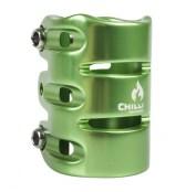 Chilli 3-Bolt Clamp - grün