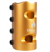 Chilli Clamp SCS oversized - gold