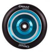 Chilli Wheel COAST 110 mm - schwarz/blau