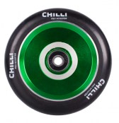 Chilli Wheel POPS 110 mm - schwarz/grün