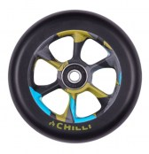 Chilli Wheel TURBO 110 - schwarz/camo