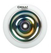Chilli Wheel Fullcore 110 - weiss/rainbow
