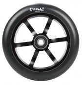 Chilli Pro Wheel 120 mm 6 spoked - schwarz