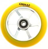 Chilli Wheel Spoke 110 - neongelb
