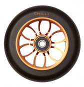 Chilli Wheel Reaper 110 mm - schwarz/orange