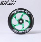 Fasen Wheel Raven 110 mm - grün