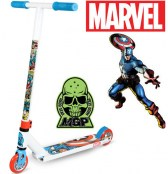 Marvel Collection - Madd Gear Pro Scooter - Captain America