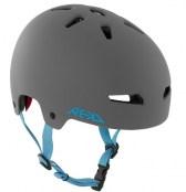 REKD Elite Helm - grau/blau
