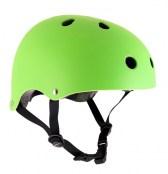 SFR Helm - matt grün